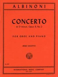 Albinoni, T: Concerto Op.9 No.2