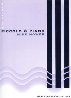 Mower, M: Sonata for Piccolo & Piano