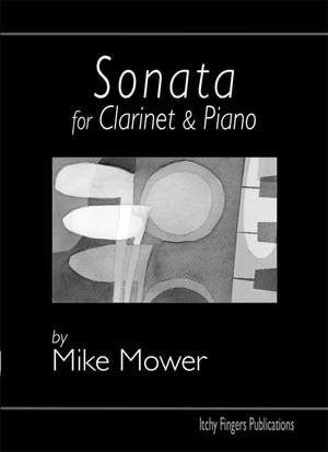 Mower, M: Sonata for Clarinet and Piano