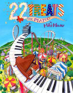 Mower, M: 22 Treats for Piano