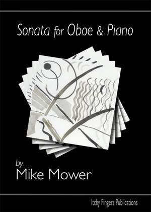 Mower, M: Sonata for Oboe and Piano