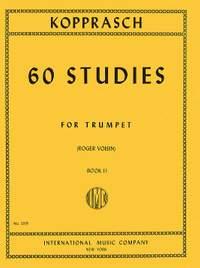 Kopprasch, C: 60 Studies Volume 2 Vol. 2