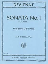Devienne, F: Sonata E minor op. 58/1