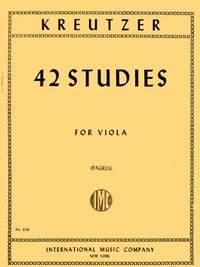 Kreutzer, R: 42 Studies