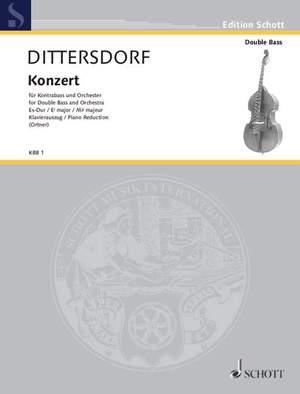Dittersdorf, K D v: Concerto Eb Major Krebs 171