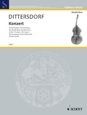 Dittersdorf, K D v: Concerto E Major Krebs 172