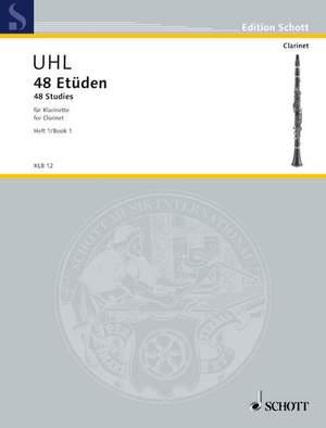 Uhl, A: 48 Studies Band 1