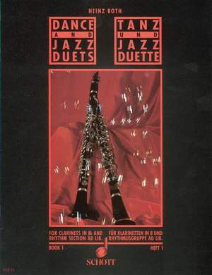 Both, H: Dance and Jazz Duets Heft 1 Product Image