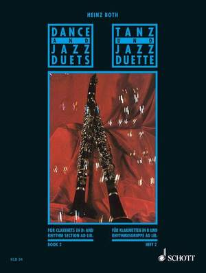 Both, H: Dance and Jazz Duets Heft 2 Product Image