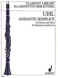 Uhl, A: Andante semplice