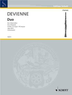 Devienne, F: Duo op. 69
