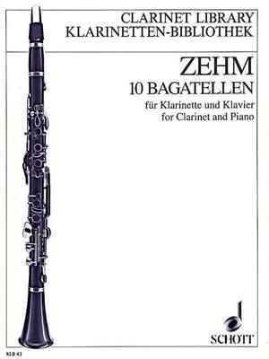 Zehm, F: Ten Bagatelles