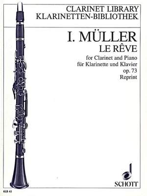 Mueller, I: Le rêve op. 73