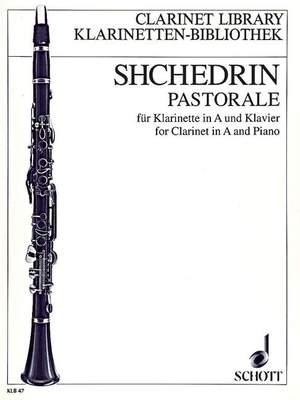 Shchedrin, R: Pastorale