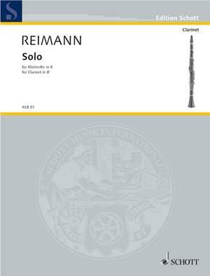 Reimann, A: Solo