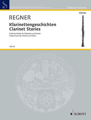Regner, H: Clarinet Stories