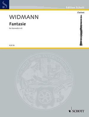 Widmann, J: Fantasie