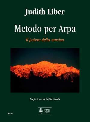 Liber, J: Metodo per Arpa. Il potere della musica