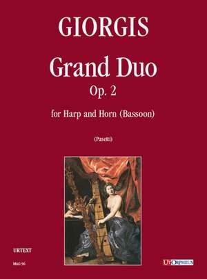Giorgis, G: Grand Duo op. 2
