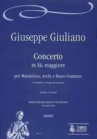 Giuliano, G: Concerto in B flat major