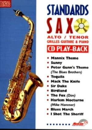 Standards Sax (Alt/Tenor)