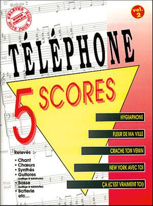 Telephone: 5 Scores Vol2