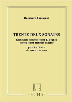 Cimarosa: Sonatas Vol.1: No.1 - No.10