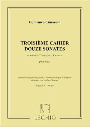 Cimarosa: Sonatas Vol.3: No.21 - No.32