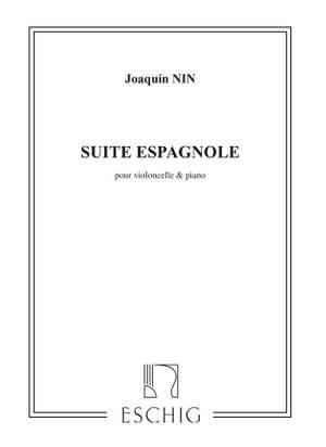 Nin: Suite espagnole