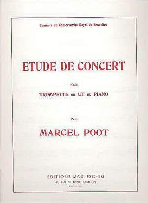 Poot: Etude de Concert