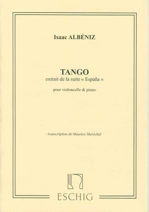 Albéniz: Tango Op.165, No.2