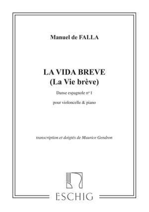 Falla: Danse espagnole No.1