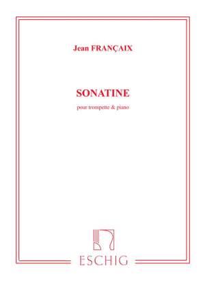 Françaix: Sonatine