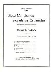 Falla: Asturiana (med)