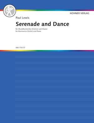 Lewis, P: Serenade and Dance