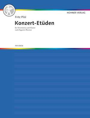 Pilsl, F: Konzert-Etüden