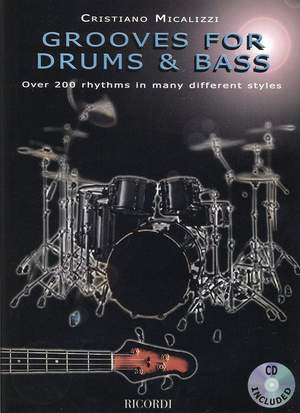 Micalizzi: Grooves for Drums and Bass