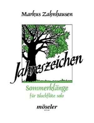 Zahnhausen, M: Signs of seasons