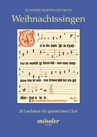 Goettsche, G M: Christmas singing