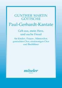 Goettsche, G M: Paul-Gerhardt-Cantata op. 47