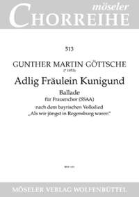 Goettsche, G M: Noble Miss Kunigund
