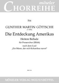 Goettsche, G M: The discovery of America op. 40,2