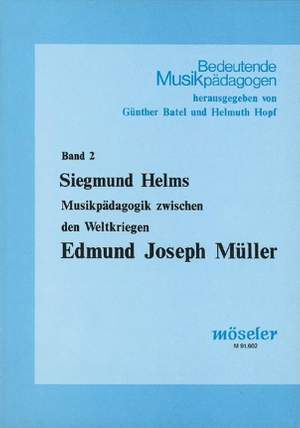 Helms, S: Edmund Joseph Müller