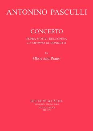 Pasculli, A: Concerto