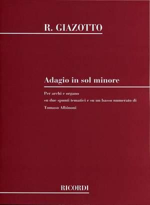 Albinoni: Adagio in G minor