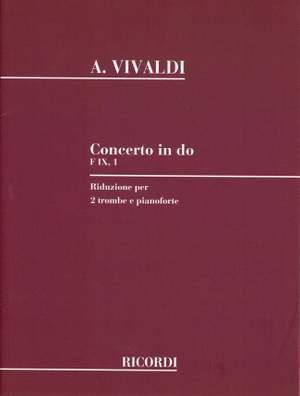 Vivaldi: Concerto FIX/1 (RV537) in C major