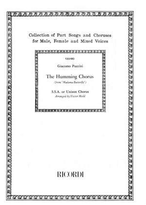 Puccini: Humming Chorus