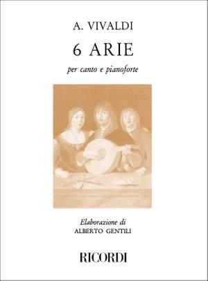 Vivaldi: 6 Arias