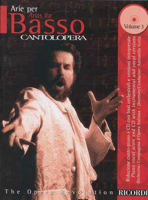 Various: Cantolopera: Arias for Bass - Vol. 3