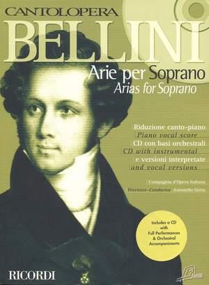 Bellini: Arias for Soprano (Cantolopera)